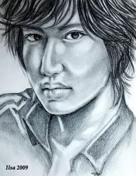 Lee Min Ho by InuIrusa-chan