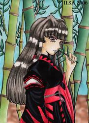 Kotomi-dono by InuIrusa-chan
