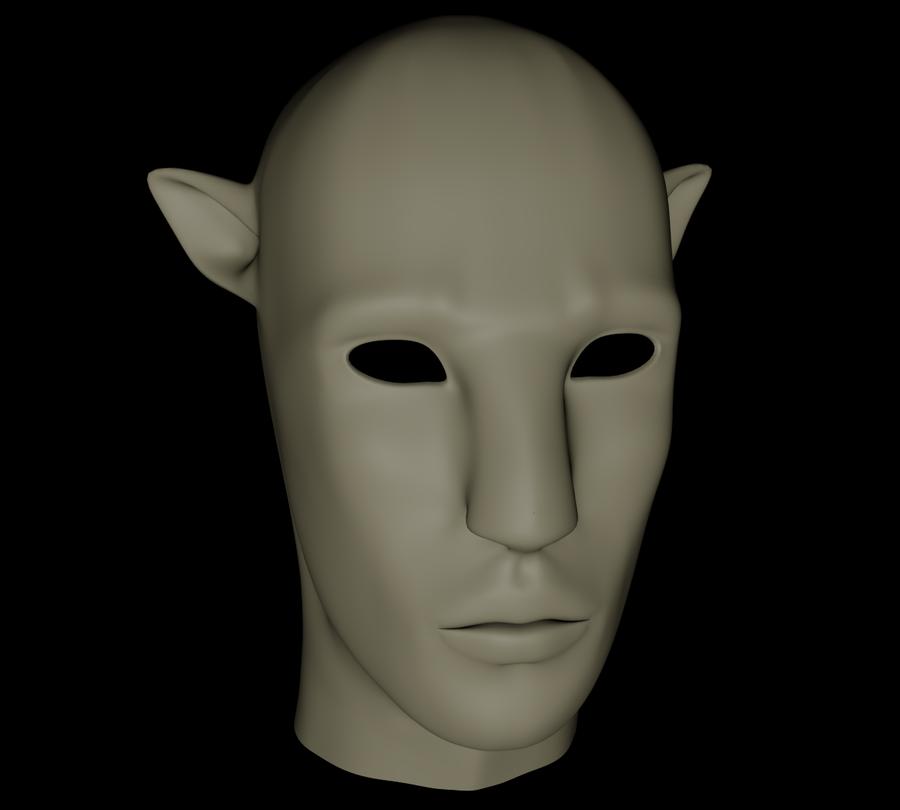 my avatar face
