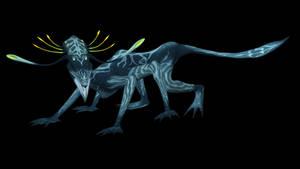 Pandora Creature Idegraa Night by sinned2bsaved