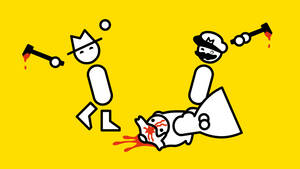 Zero Punctuation Die Peach by sinned2bsaved
