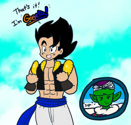 If not Vegetto then-- by Chuquita