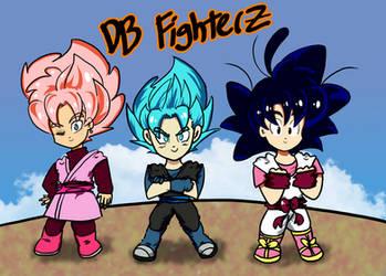 Fighterz team by Chuquita