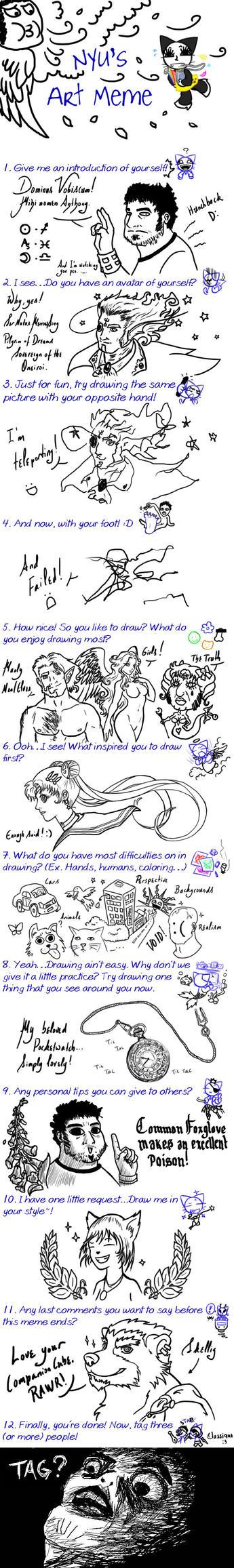 Nyu's Art Meme - Notus Version by Zephind