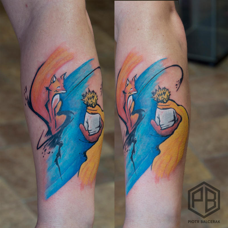 ed14d4dc87c70 little prince tattoo by Transcendentalny-P on DeviantArt
