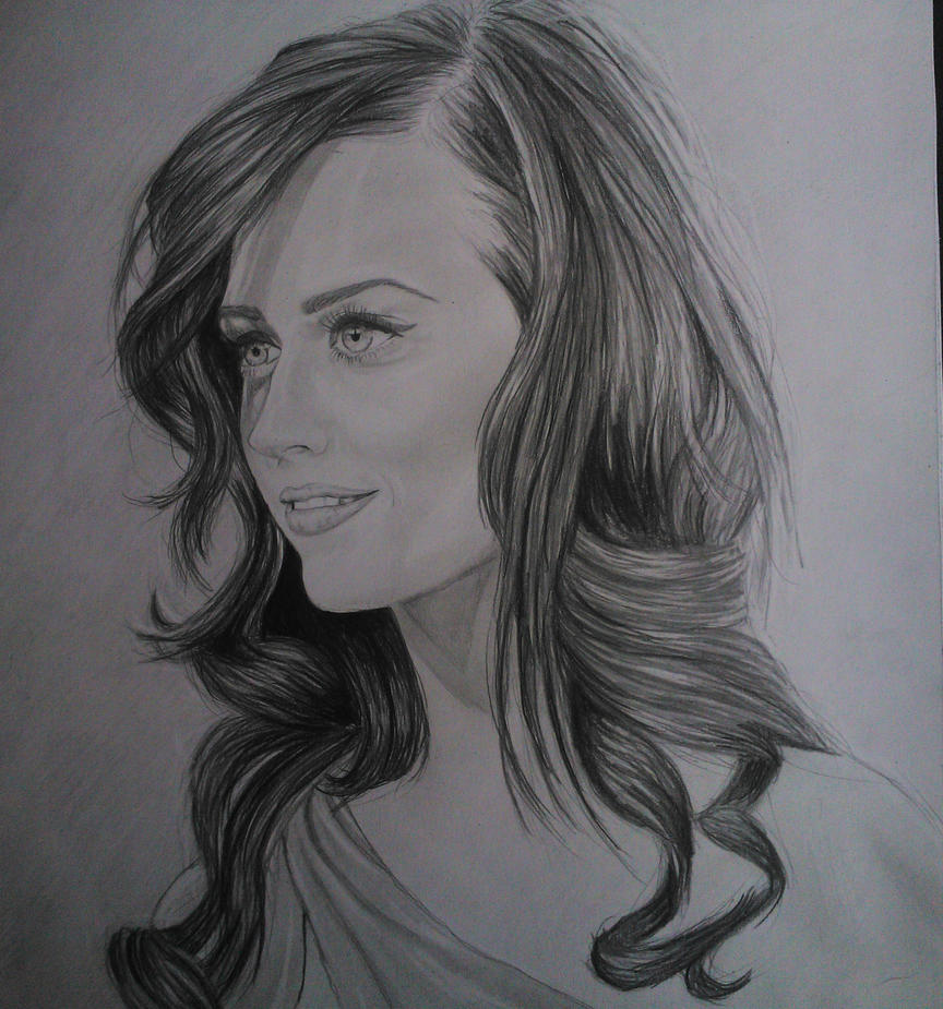 How To Draw Katty Perry
