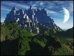 landscape study II...