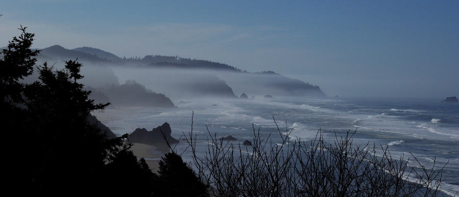 Along the Oregon coast by chrisntheboat