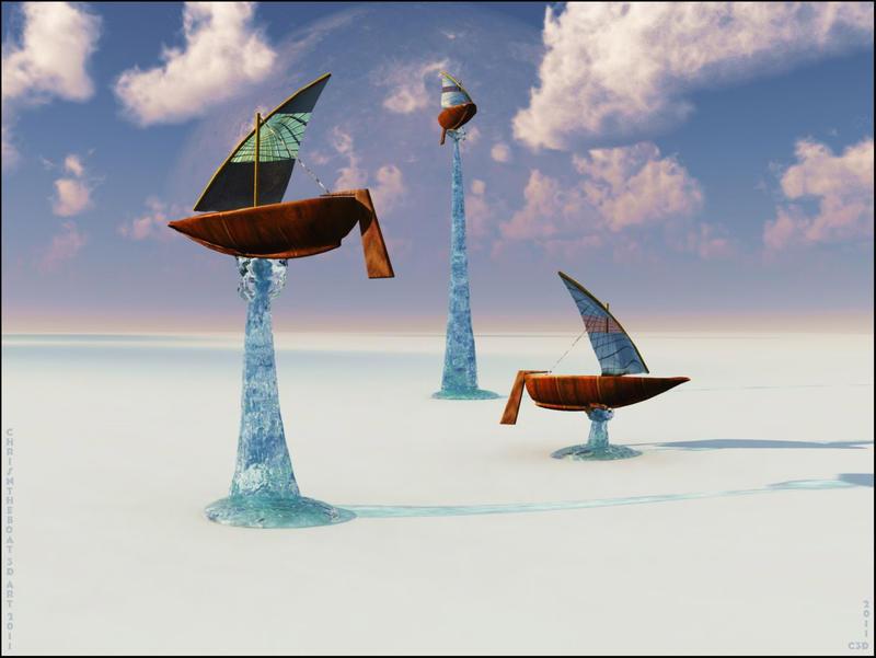 The Des-ert Sailors.. by chrisntheboat