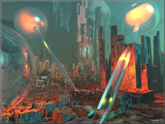 My war of the worlds by chrisntheboat