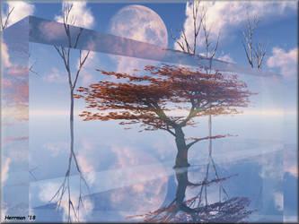 Digital Bonsai by chrisntheboat