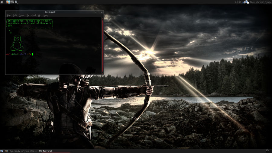 Slackware Desktop