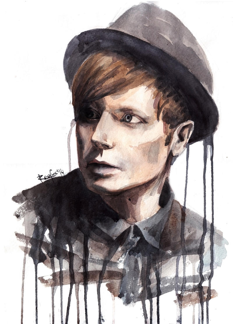 patrick stump drums