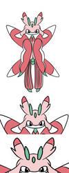 Yeah The Gorgeous Pokemon by NamNamKing