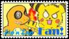Zip'n'Zap Stamp by Chari-Artist