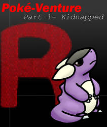 PokeVenture Part 1 Cover Page