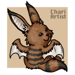 Chari: Logo Pose