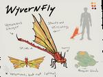 EW Design Challenge: Wyvernfly by Chari-Artist