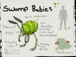 EW Design Challenge: Swamp Babies by Chari-Artist