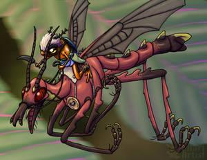 Tiniest Dragon Rider: Dekot + Bittacus