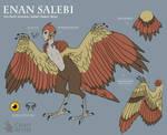 Enan Salebi [2018 Ref Sheet]