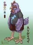 August the Purple Chicken