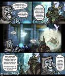 Skyrim Comic: Staying Warm by Chari-Artist