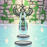 Solpets: Health Fountain Official by Chari-Artist
