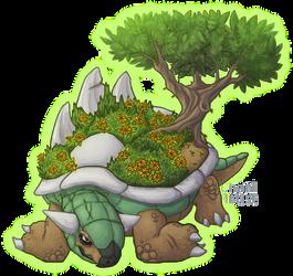 Torterra's Overgrow! by Chari-Artist