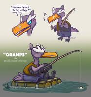 Gramps - Fisherman Cormorant