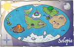 Solpets: New World Map