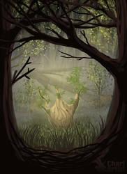 Vhintl's Hope - Deku Tree Sprout