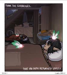 [RotW Comic] Saving Grenn - Epilogue