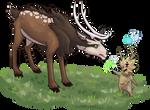 [RotW] Deer Encounter