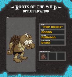 [RotW NPC] Pop Rocks