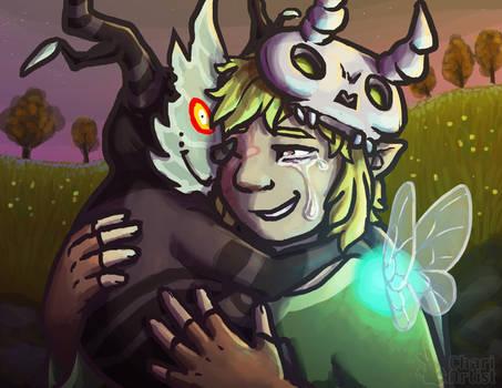 [RotW] Yahaha... Elde, you found me!