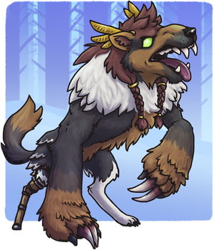 [RotW] Monster Mashed Wolfos Atka!