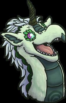 [RotW] Dragon Foras Bust
