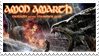 Amon Amarth Stamp by NarwhalNonsense