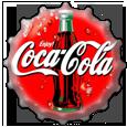Coke Bottle Cap by moonmandala