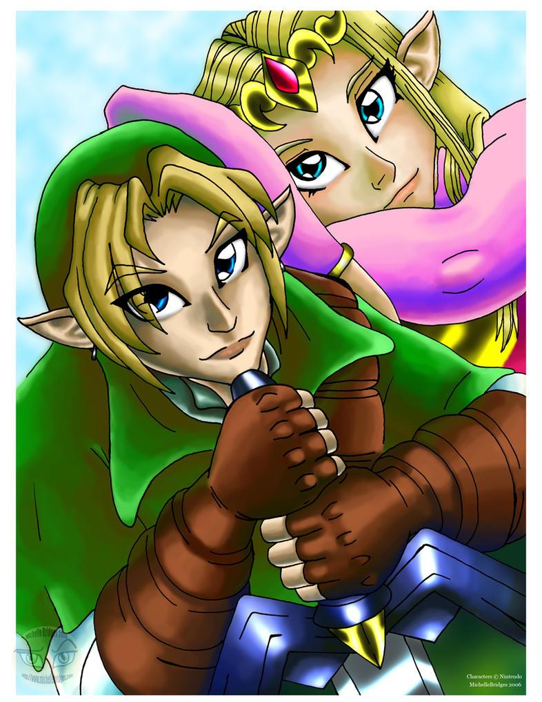 Link And Zelda Xxx 32