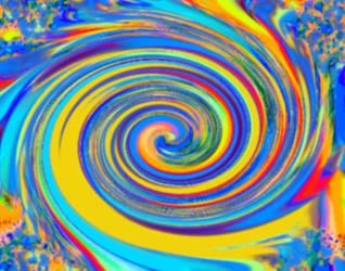 happy twirls by kidjet