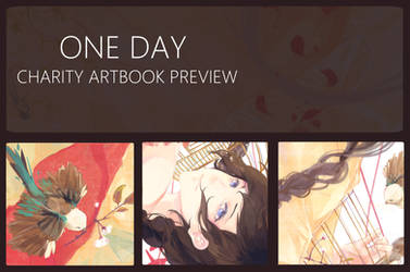 A Day Artbook preview [PRE-ORDER] by Hanromi