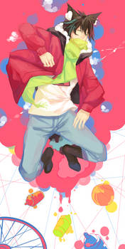 CM: Ryou