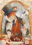 Seven Hatter Wonderland