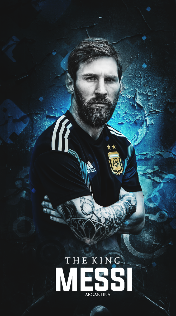 Lionel Messi Wallpaper Mobile Phone 2018