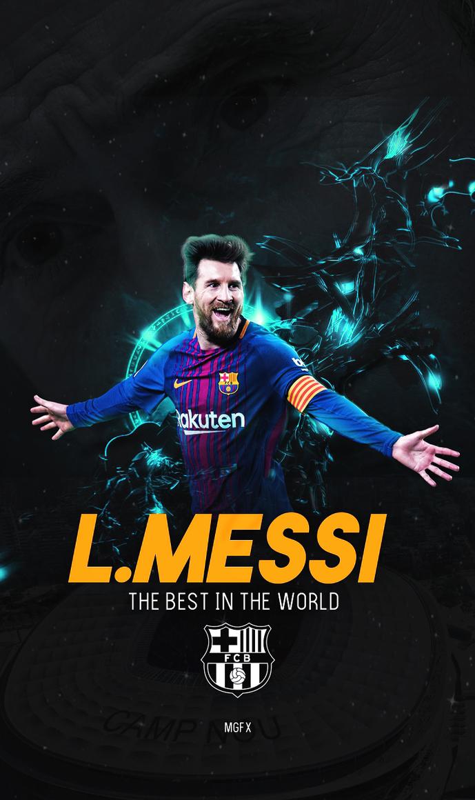 Lionel Messi Wallpaper Mobile Phone 2018