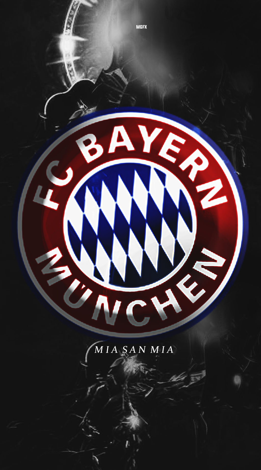 FC BAYERN MUNCHEN WALLPAPER LOCK SCREEN 2018 17 By