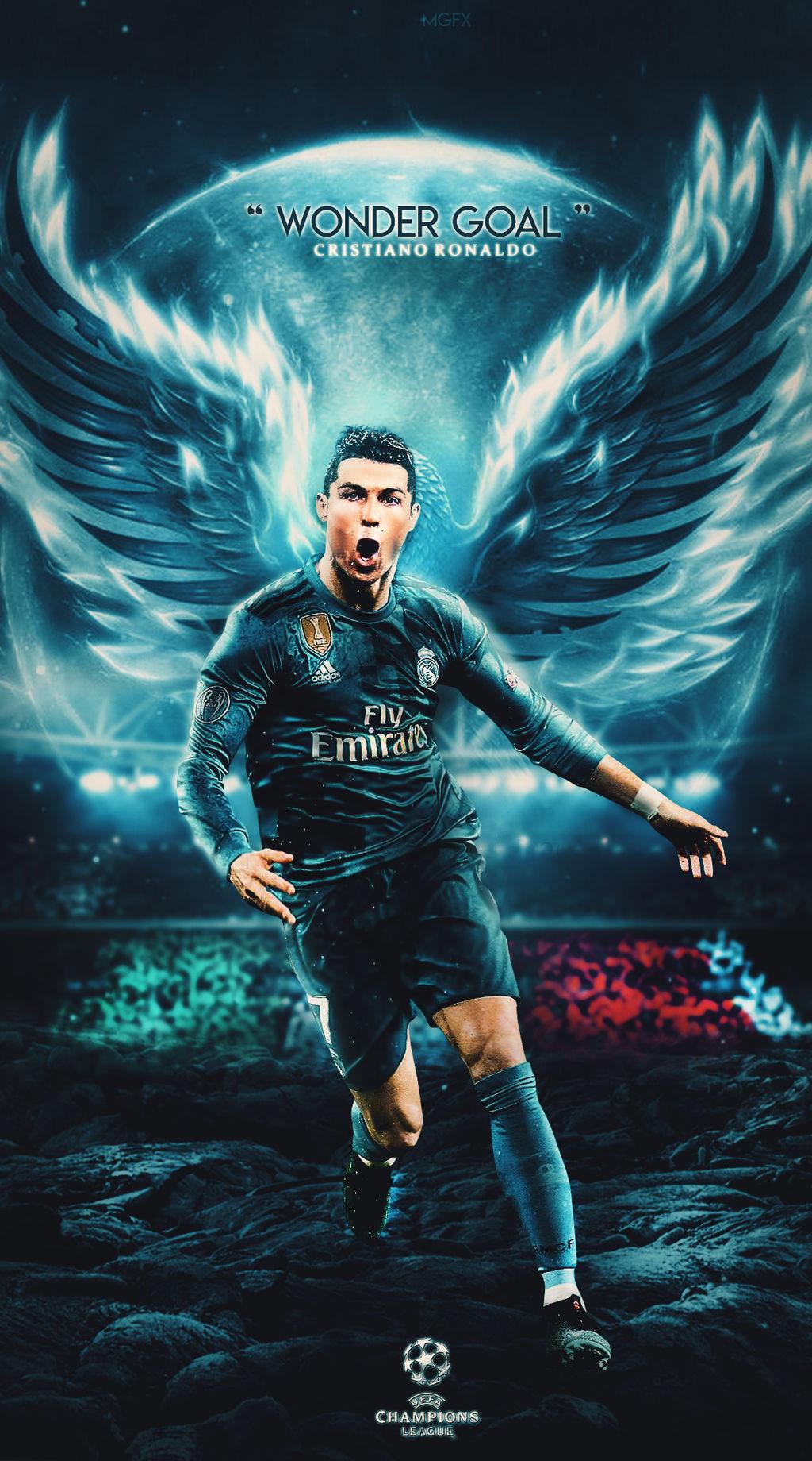 Unduh 86+ Wallpaper Ronaldo Gratis Terbaik