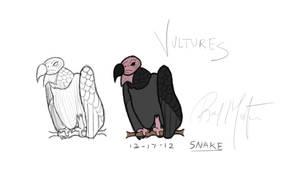 [Idea] Vultures for Don't Starve by Mindsparker